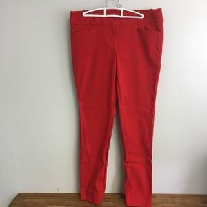 The Limited Exact Stretch Cropped Ankle Pants
